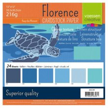 Florence Cardstock texture 30,5 x 30,5