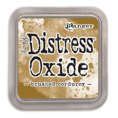 Ranger/Tim Holtz Distress Oxide innovatives Stempelkissen, Farbe: brushed corduroy