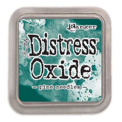 Ranger/Tim Holtz Distress Oxide innovatives Stempelkissen, Farbe: pine needles