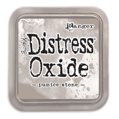 Ranger/Tim Holtz Distress Oxide innovatives Stempelkissen, Farbe: pumice stone