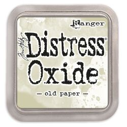 Ranger/Tim Holtz Distress Oxide innovatives...