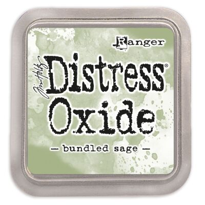 Ranger/Tim Holtz Distress Oxide innovatives Stempelkissen, Farbe: bundled sage