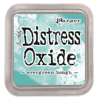 Ranger/Tim Holtz Distress Oxide innovatives Stempelkissen, Farbe: evergreen bough