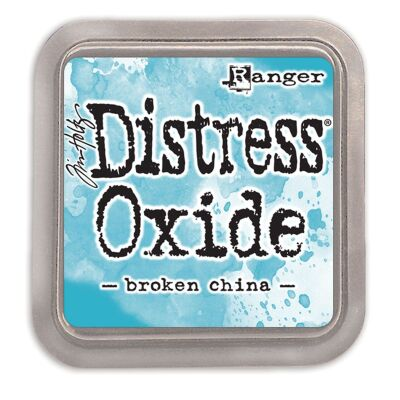 Ranger/Tim Holtz Distress Oxide innovatives Stempelkissen, Farbe: broken china