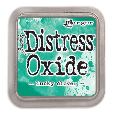 Ranger/Tim Holtz Distress Oxide innovatives Stempelkissen, Farbe: lucky clover