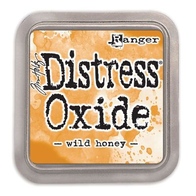 Ranger/Tim Holtz Distress Oxide innovatives Stempelkissen, Farbe: wild honey