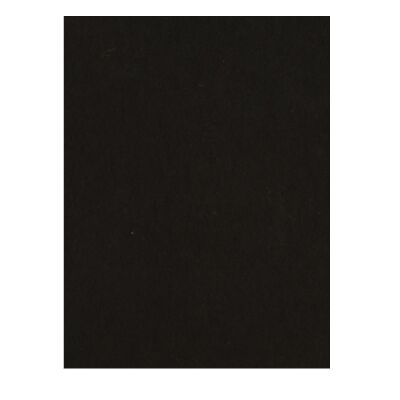 Florence Cardstock smooth A4, 200g, 100 Blatt, Farbe: black
