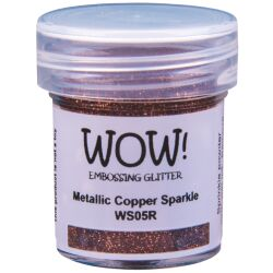 WOW Embossingpulver 15ml, Glitters, Farbe: Metallic...