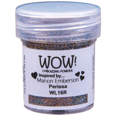 WOW Embossingpulver 15ml, Colour Blends, Farbe: Perissa