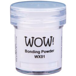 WOW Bonding Powder 15ml für Heat Foils (hitzereagierende...