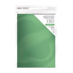 Tonic Studios Craft Perfect, Mirror Card Satin, A4, 5x...