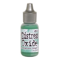 Ranger/Tim Holtz Distress Oxide Reinker, Farbe: evergreen...