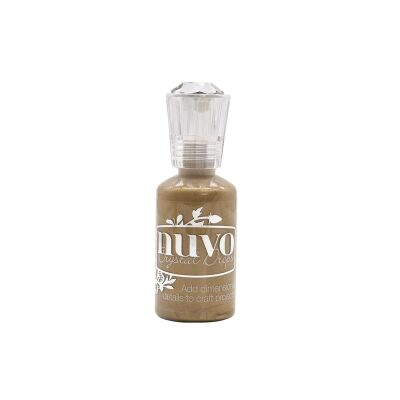 Nuvo Crystal Drops von Tonic Studios, 30ml, Farbe: dirty bronze