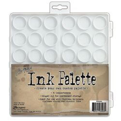 Ranger/Tim Holtz Distress Ink Palette mit 36 Fächern