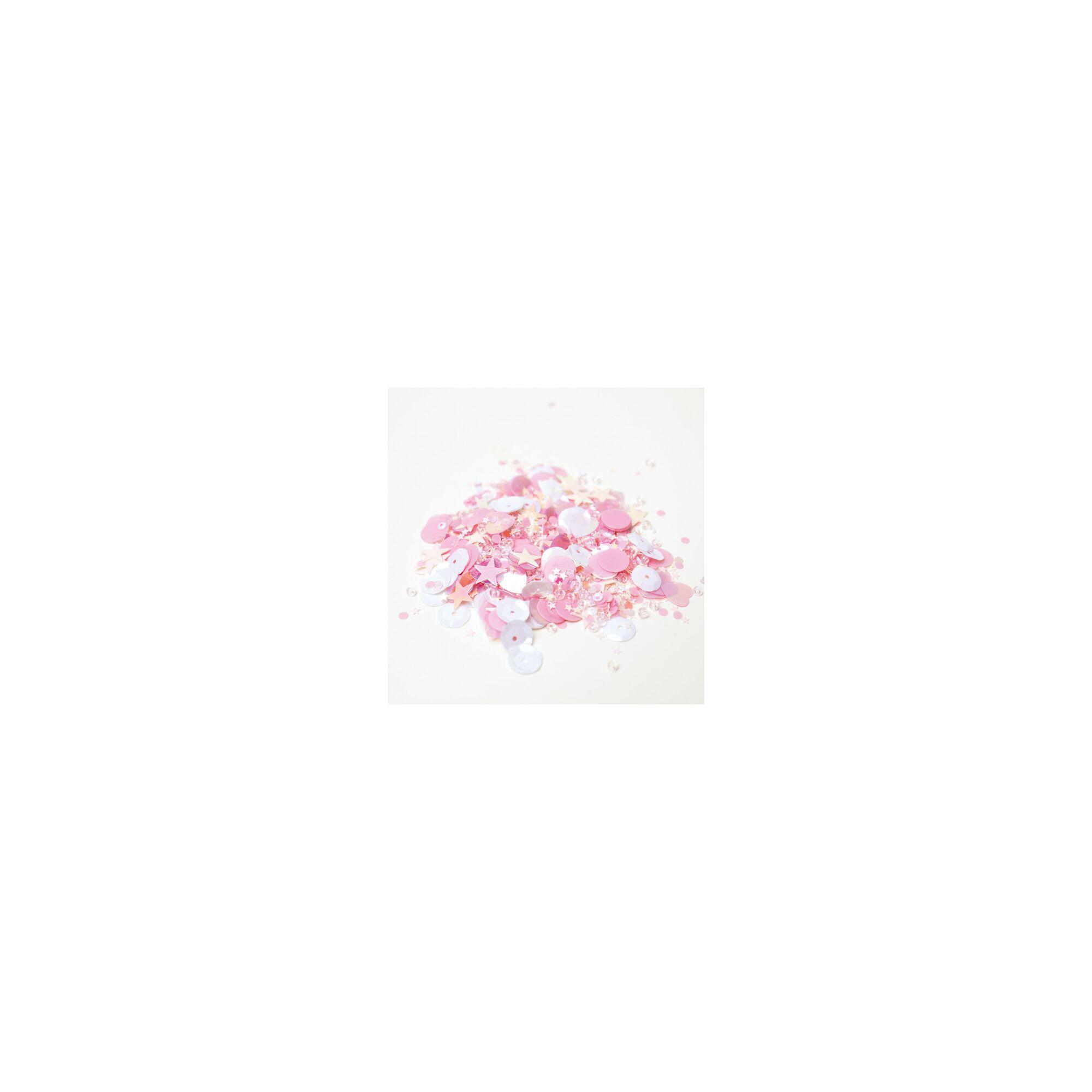 Sizzix Sequins & Beads, Paillietten/Perlen, 20 x 20g, Balett Slipper ...