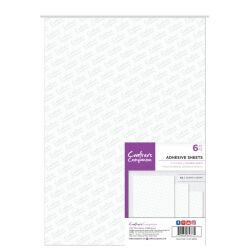 Crafter´s Companion Adhesive Sheets, doppelseitig...