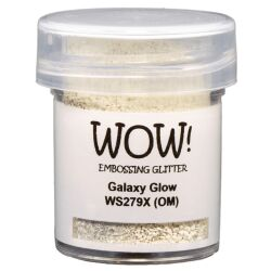 WOW Embossingpulver 15ml, Galaxy Glow
